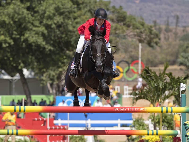 U.S. Olympic Show Jumping Team Withdraws Beezie Madden