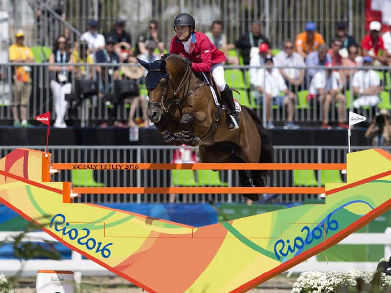 Kent Farrington Advances to Six-Horse Jump-Off for Gold in Show Jumping Finale