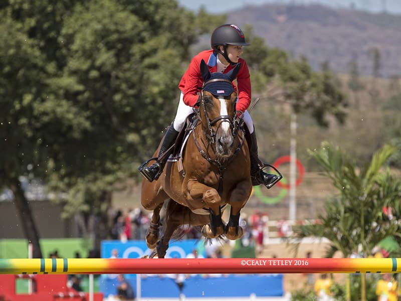 U.S. Show Jumping Team Leads the Way After First Team Qualifier