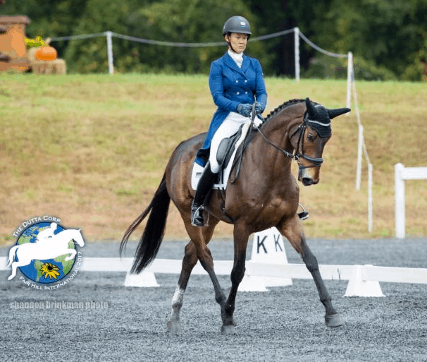 Smith Takes an Early Lead in the CCI** at The 2017 Dutta Corp. Fair Hill International Three-Day Event
