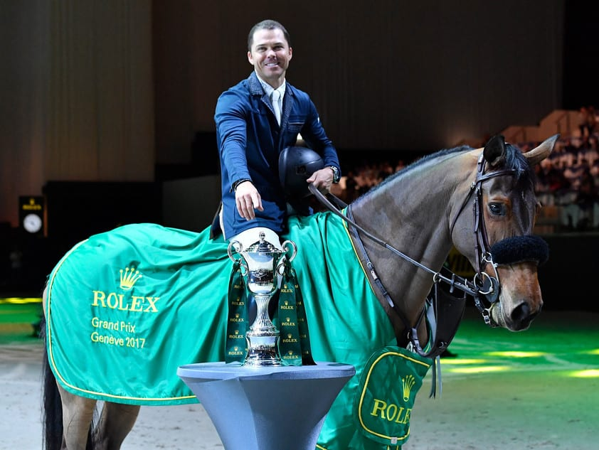 The Rolex Grand Slam of Show Jumping Has Begun for Kent Farrington