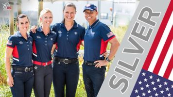 The Dutta Corp. U.S. Dressage Team Takes Home Silver at CDIO5* Nations Cup in Aachen